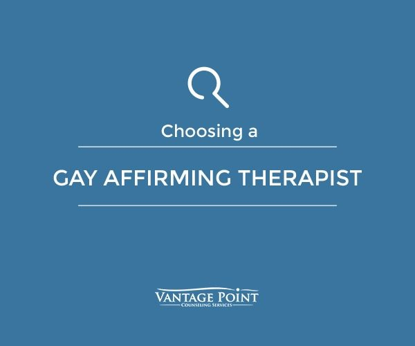 choosing day affirmative therapist
