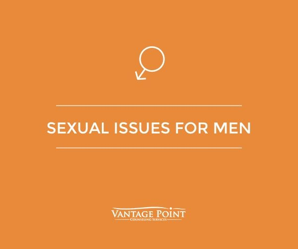 sexual issues men